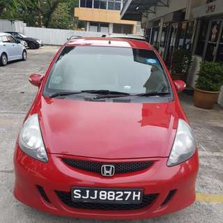 Honda Jazz for rent