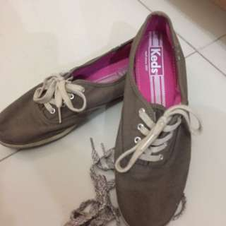 Keds brown shoes size 7.5