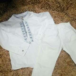 Baju koko + celana