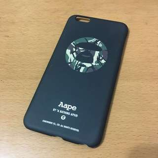 Aape iPhone 6s Plus手機殼