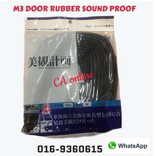 M3 Door Rubber Sound Proof (All Car)