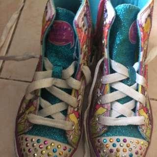Skechers twinkle toes ( US12 )