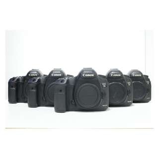 Canon EOS 5D Mark III Body ** CNY SALES ** From RM 5700