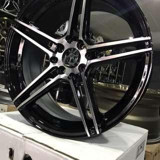 17 inch CV5 sport rim
