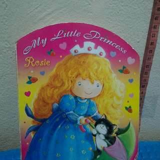 Boardbook Littlw Princes