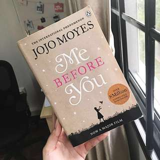Me Before You and After You by Jojo Moyes