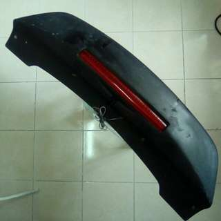 Hyundai Getz Spoon Spoiler with LED