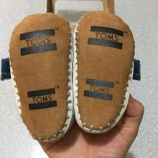 Toms Baby Shoes (boy)