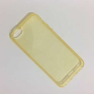 iPhone 5/5s yellow clearcase