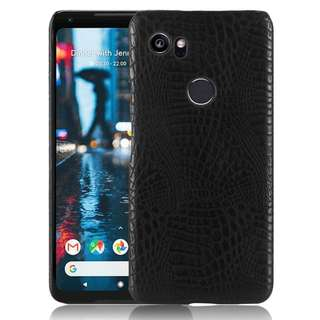 PU Leather Case For Google Pixel 2 XL