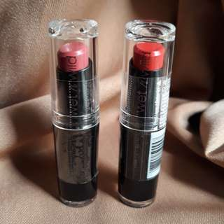 Wet N Wild Megalast Lipstick (NEW)