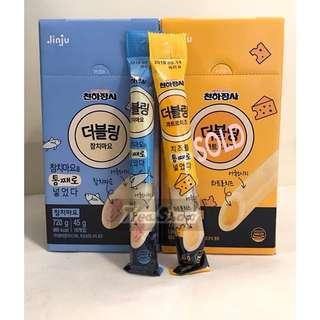韓國現貨 呑拿魚 魚肉腸