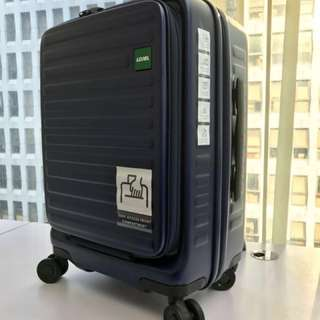 LOJEL-Cubo Suitcase | The best companion of New Year Travel  | Hand-carry 行李箱