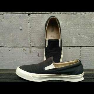 Converse Deck Star 70s Slip On Black