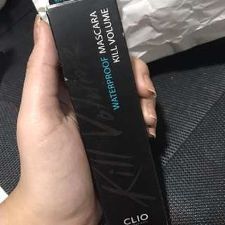 Brandnew Clio Waterproof Mascara