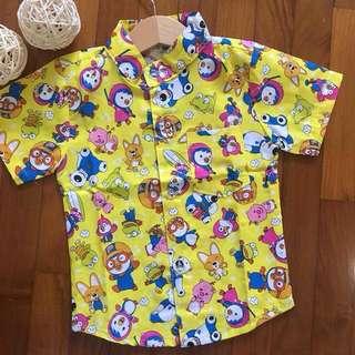 Handmade Pororo Shirt
