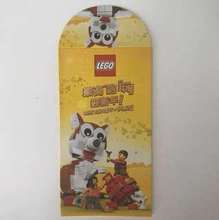 10 x LEGO Ang Bao Packets