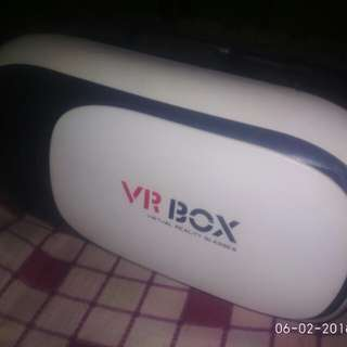 VRBOX WHITE UNUSED
