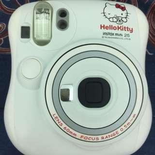 拍立得mini25 Hello Kitty版