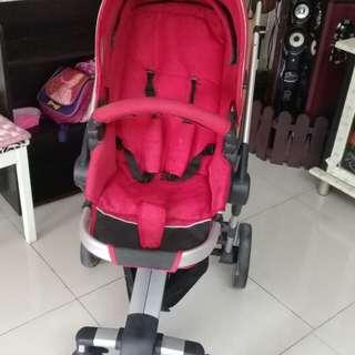 Baby stroller untuk dijual (Nb - 4y)
