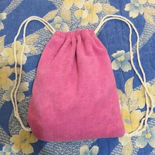 Towel and Bag in 1