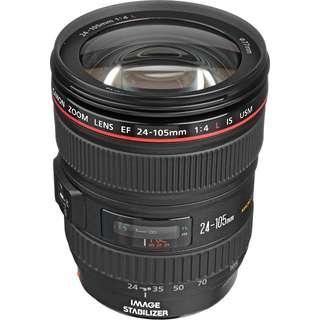 Canon EF24-105mm F4 L IS USM ∥