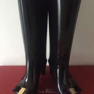Ferragamo Rainboot