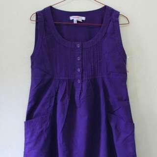 Baju / Gamis Purple
