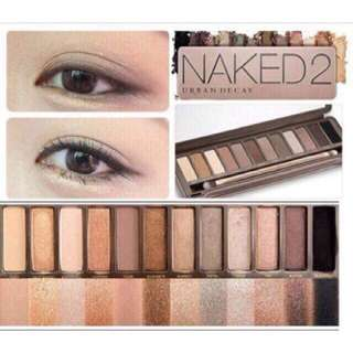 Naked 2 and Naked 3