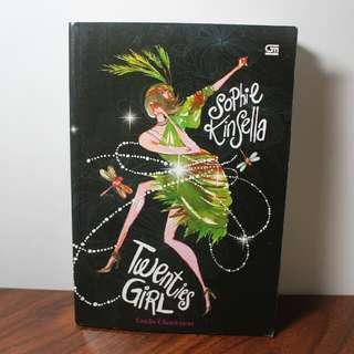 Novel - Twenties Girl