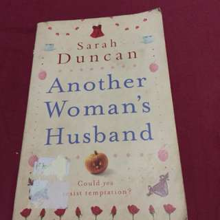 Other Woman's Husband by Sarah Duncan