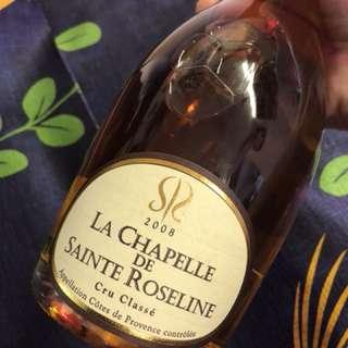 La Chapelle De Saints Roseline Cru Classe 頂級玫瑰香檳性價比很高