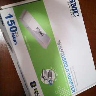 Wireless USB 2.0 Adapter