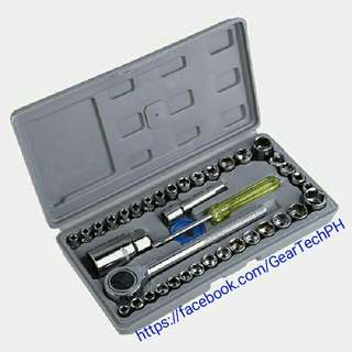 REPAIR KIT , TOOLS, SOCKET WRENCH