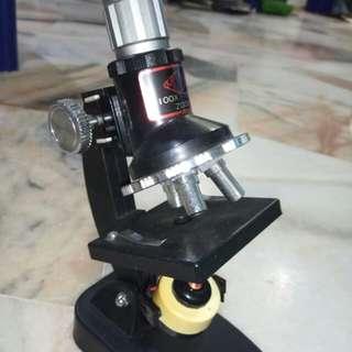 Microscope Learning Set Fine Quality Optic