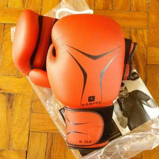 #BrandNew MMA Boxing Gloves (Unused)