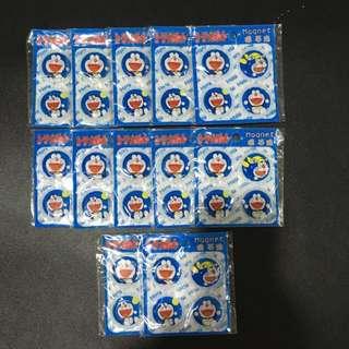 12 Packs Doraemon Magnets Party Favor Gift Boys Girls Kids Birthday Bash Children's Day
