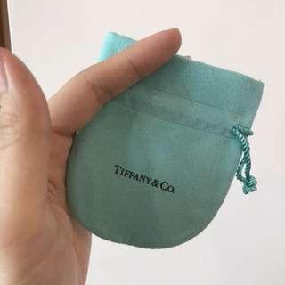 Tiffany&co.首飾袋仔