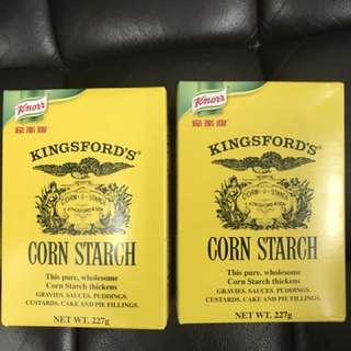 Corn starch 10 for 2