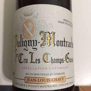 Puligny-Montrachet 1er Cru Les Champs-Gains 2013