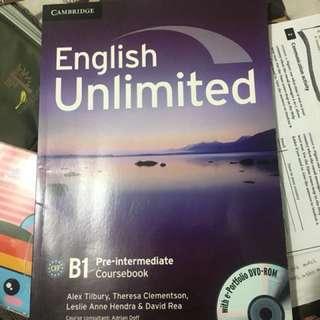 English Unlimited B-1