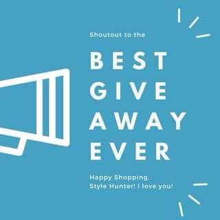 Baju Gratis / Giveaway Alert!