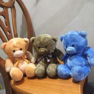 Collector's Item Teddy Bears