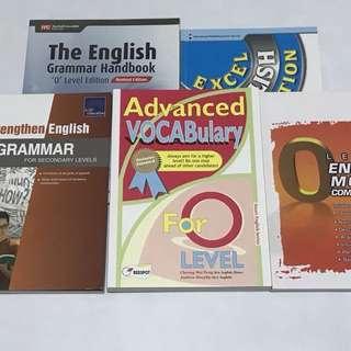 ENGLISH ASSESSMENTS