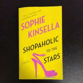 Repriced Shopaholic to the Stars