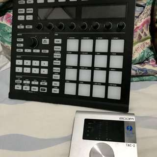 Native Instruments Maschine Mk2 controller + software