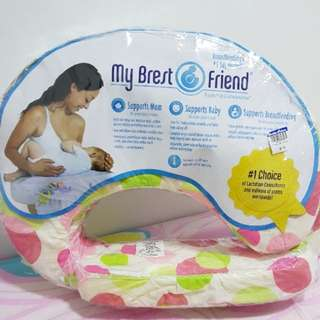 My Brest Friend Nursing Pillow
