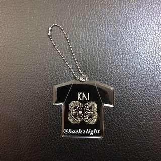 EXO OFFICIAL - EXO'LuXion in Japan gacha gacha key ring (Kai) Limited
