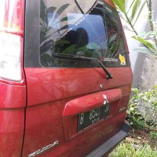 Mitsubishi Kuda Deluxe 2004
