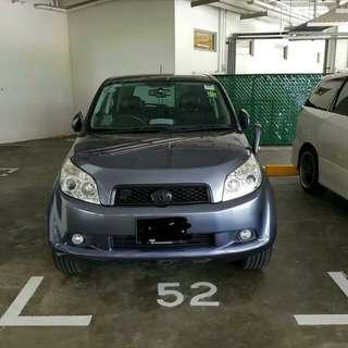 Toyota Rush SG